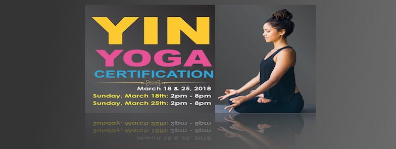 Yin Certification
